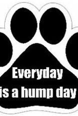 Car Magnet: Everyday is a Hump Day