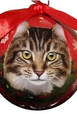 Cat - Main Coon Ornament