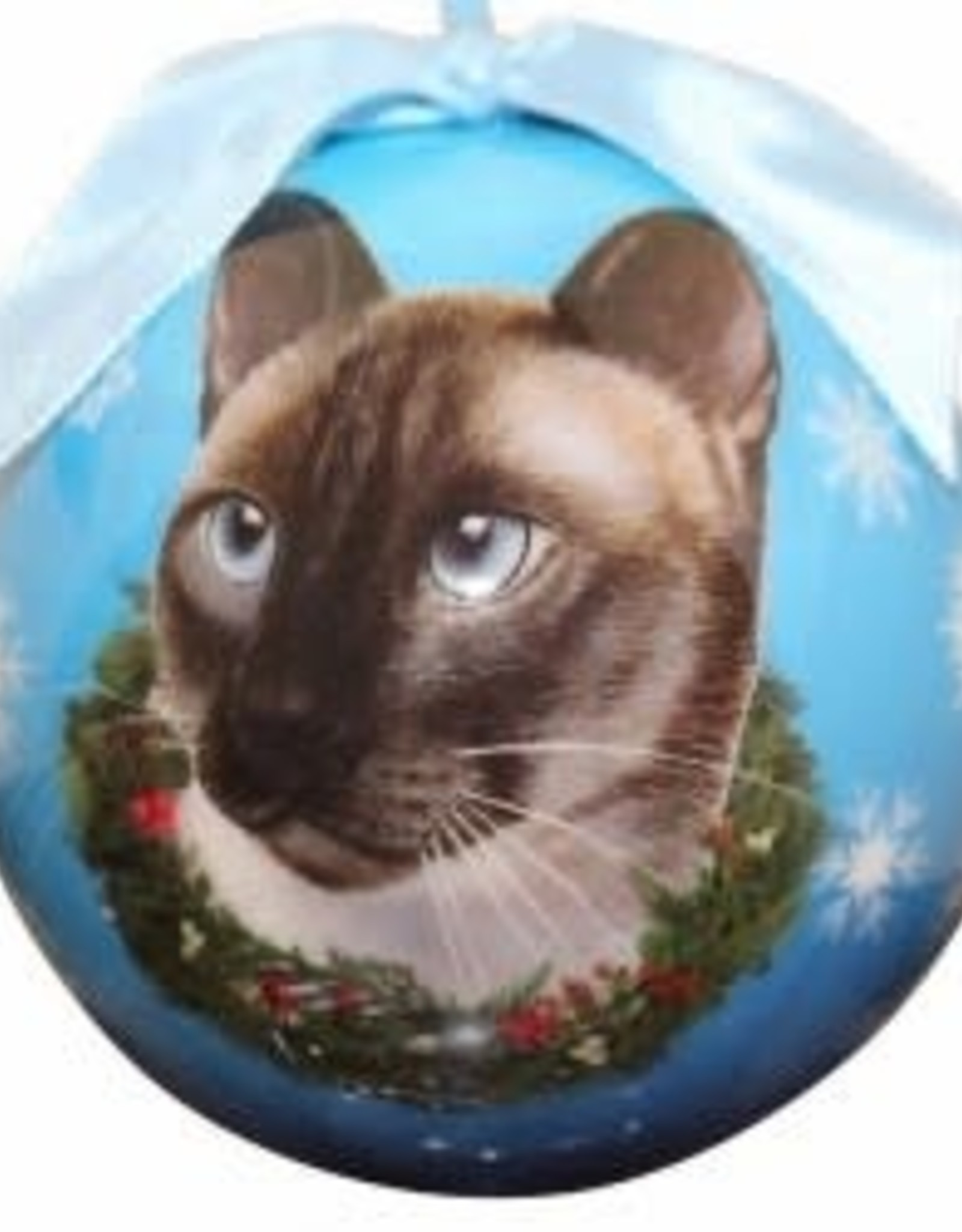 Cat - Siamese Ornament