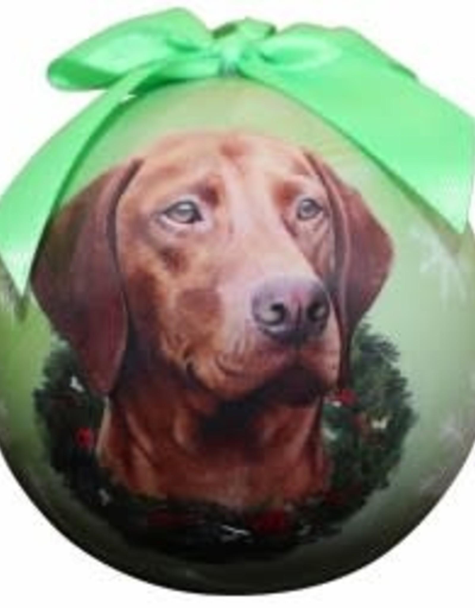 Viszla Ornament