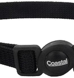 Coastal Cat Collar Black