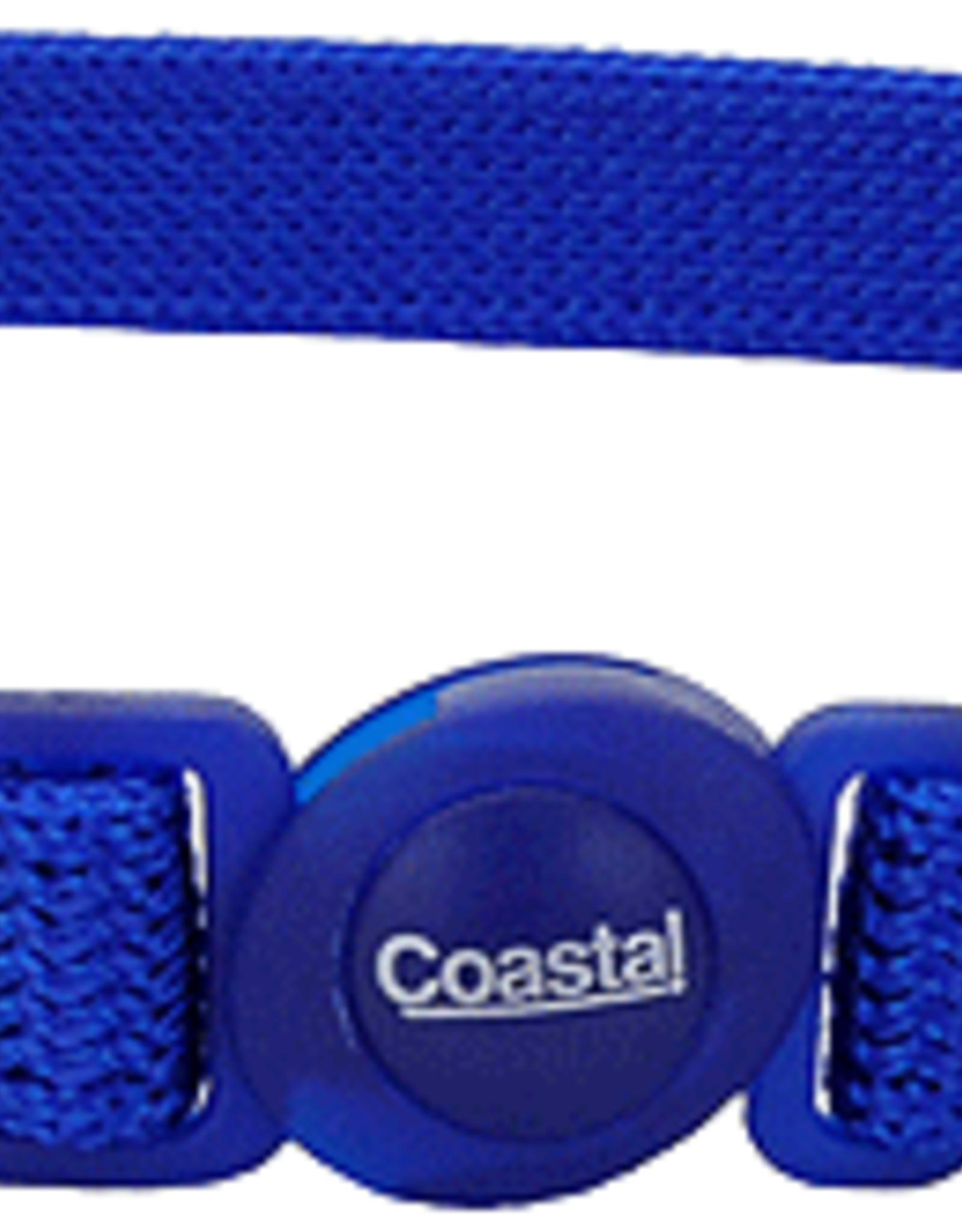 Coastal Cat Collar Blue
