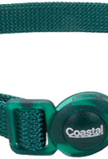 Coastal Cat Collar Hunter Green