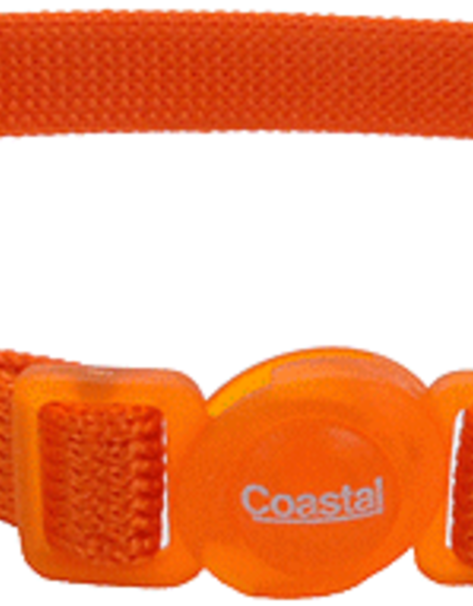 Coastal Cat Collar Sunset Orange