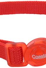 Coastal Cat Collar Red