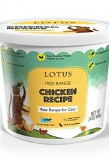 Lotus Lotus Cat Raw Chicken