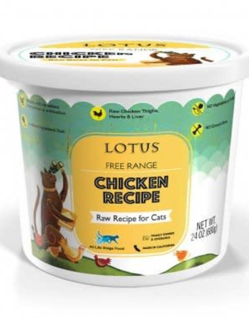 Lotus Lotus Cat Raw Chicken
