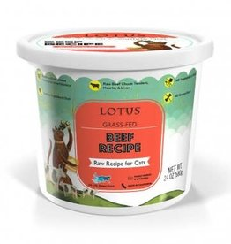 Lotus Lotus Cat Raw Beef