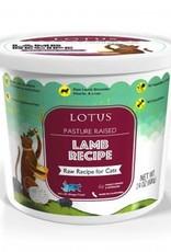 Lotus SALE - Lotus Cat Raw Lamb