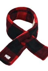 Tall Tails Tall Tails Red Plaid Scarf