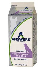 Answers Answers Straight Turkey 4lb