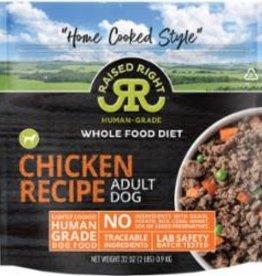 Raised Right SALE - Raised Right Chicken Adult Dog Recipe