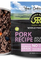 Raised Right Raised Right Pork Adult Dog Recipe