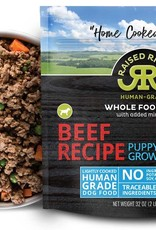 Raised Right SALE - Raised Right Beef Puppy Growth Recipe