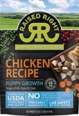 Raised Right Raised Right Chicken Puppy Growth Recipe