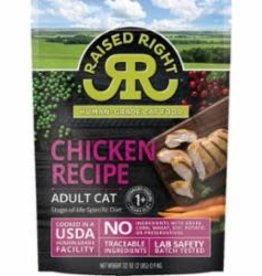 Raised Right Raised Right Chicken Adult Cat Recipe