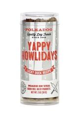 Polka Dog SALE - Polka Dog Yappy Holidays Mini Tube