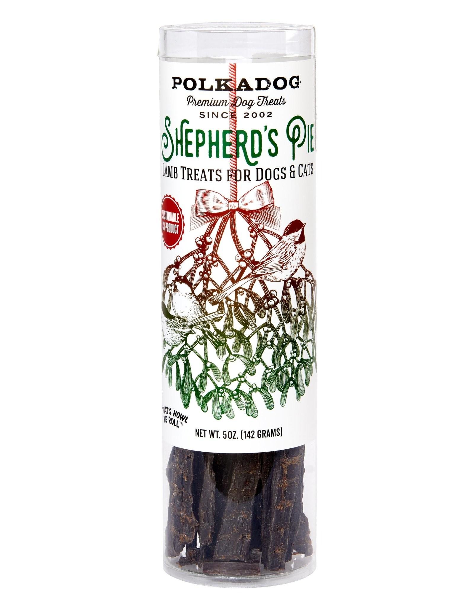 Polka Dog SALE - Polka Dog Holiday Shepherd's Pie - Lamb Liver