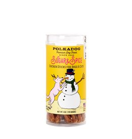 Polka Dog Polka Dog Holiday Sugar & Spice - Chicken Cranberry