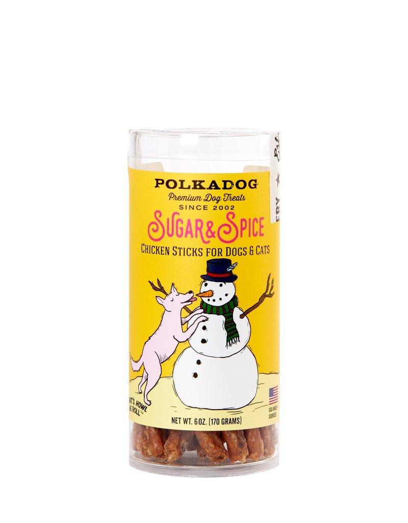 Polka Dog Polka Dog Holiday Sugar & Spice - Chicken Cranberry