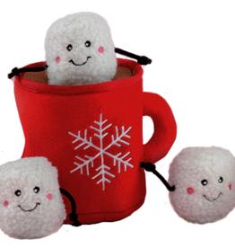 ZippyPaws ZippyPaws Holiday Burrow - Hot Cocoa