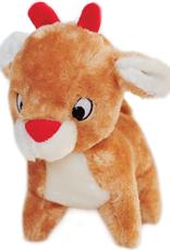 Zippy Paws Holiday Deluxe Reindeer
