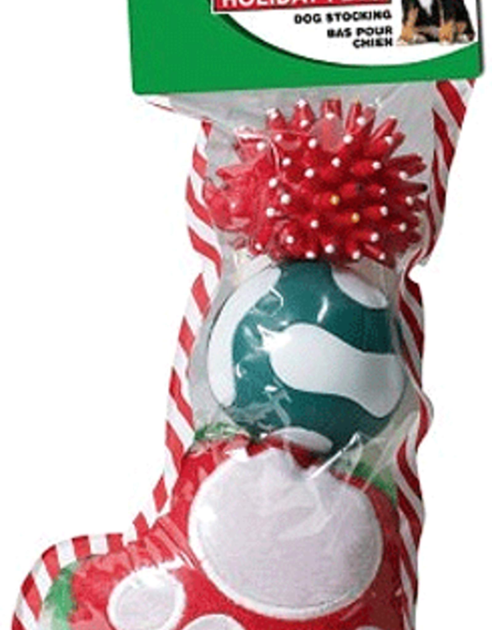 Holiday Dog Stocking Small
