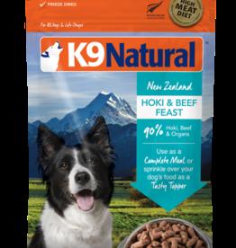 K9 Natural K9 Natural Freeze-Dried Hoki & Beef Feast