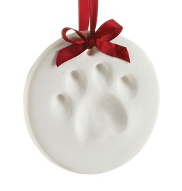 Pearhead A PawPrints Ornament