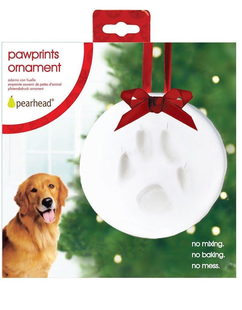 Pearhead A PawPrints Ornament