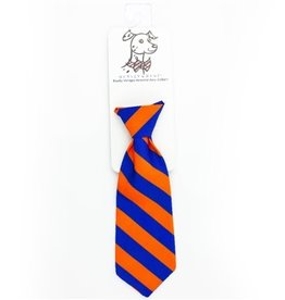 Orville Long Tie Boise Blue/Orange