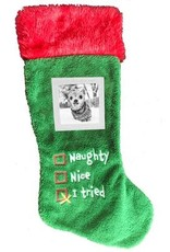 Holiday Stocking - I Tried