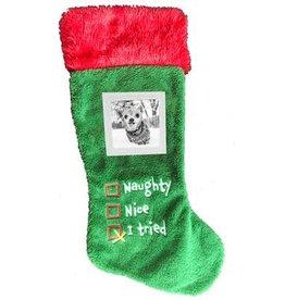 Holiday Stocking - I Tried