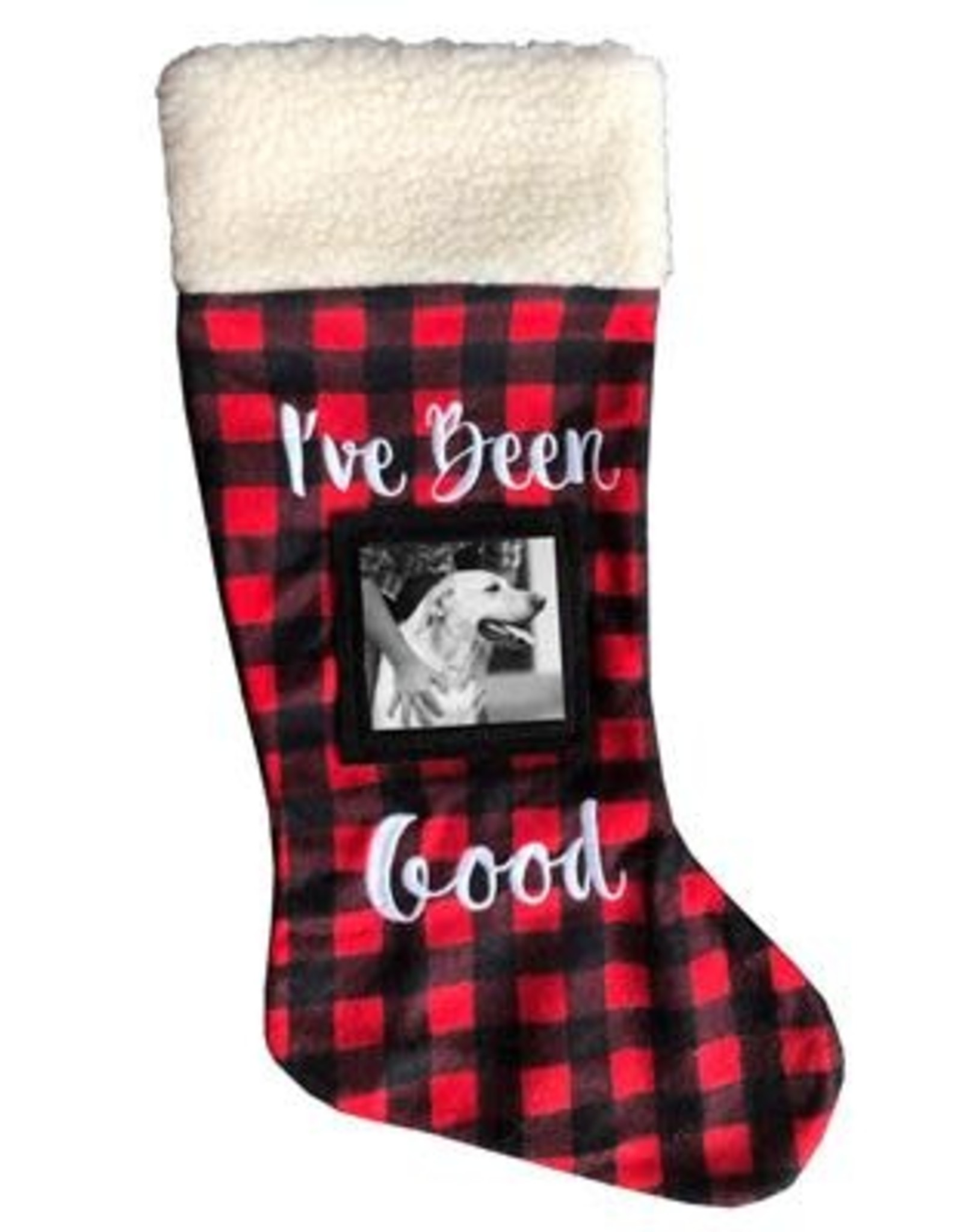 Holiday Stocking - I've Been Good