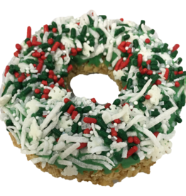 K9 Granola Factory K9 Granola The Holly Jolly Donut