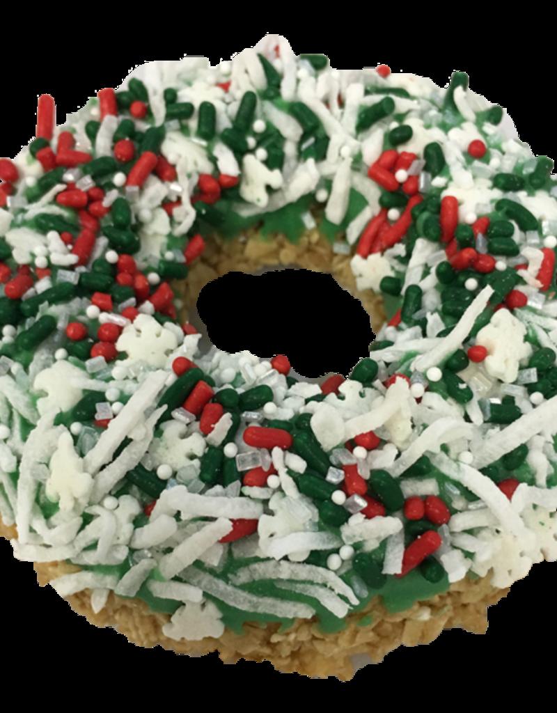 K9 Granola Factory K9 Granola The Holly Jolly Donut