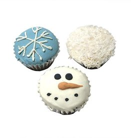 Bubba Rose Bubba Rose - Snowy Mini Cupcakes