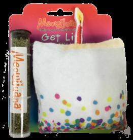 Meowijuana Meowijuana Get Lit Refillable Birthday Cake