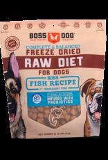 Boss Dog Boss Dog Freeze-Dried Fish 12oz