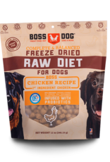 Boss Dog Boss Dog Freeze-Dried Chicken 12oz