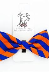 Orville Bow Tie Boise Blue/Orange