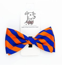 Orville Bowtie Boise Blue/Orange