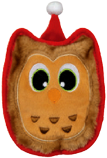 Outward Hound Outward Hound Invincibles Holiday Owl