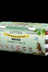 Lotus Raw Variety Pack 3.5oz (6 Pack)