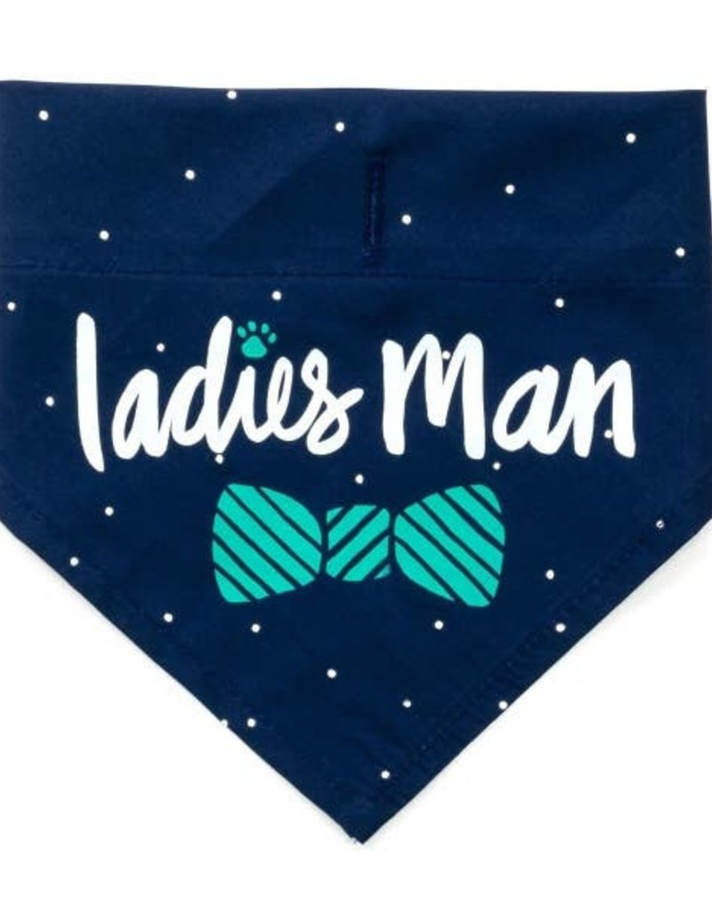 Say What? Bandana - Ladies Man S/M