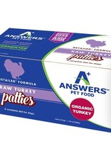 Answers Answers Detailed Turkey Formula for Dogs