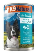 K9 Natural K9 Natural Hoki and Beef Feast Can