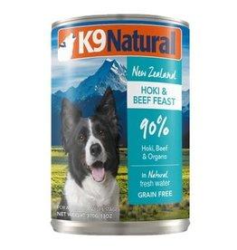 K9 Natural K9 Natural Hoki and Beef Feast Can