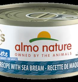 Almo Nature Almo Nature Mackerel Sea Bream 2.47oz