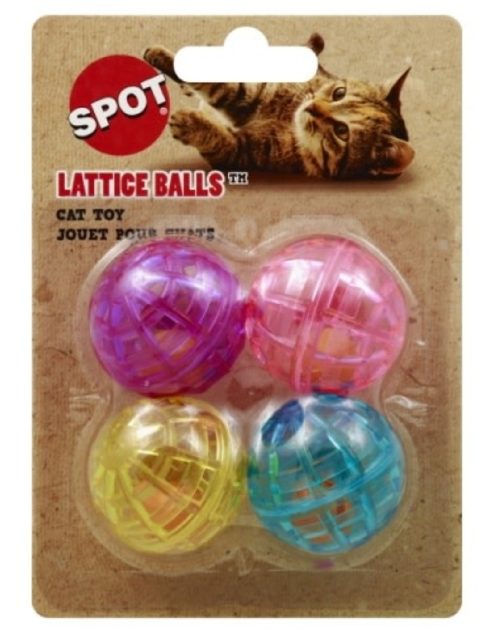 Ethical Lattice Balls 4 Pack